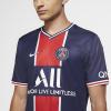 Afbeelding van Paris Saint-Germain 2020/21 Stadium Thuis Voetbalshirt