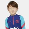 Afbeelding van FC Barcelona Warming-up Set Kids