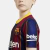Afbeelding van FC Barcelona 2020/21 Stadium Thuis Voetbalshirt Kids