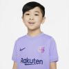 Afbeelding van FC Barcelona voetbal Tenue voor Kleuters 2021/22 Away