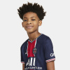 Afbeelding van Paris Saint-Germain 2020/21 Stadium Thuis Voetbalshirt Kids