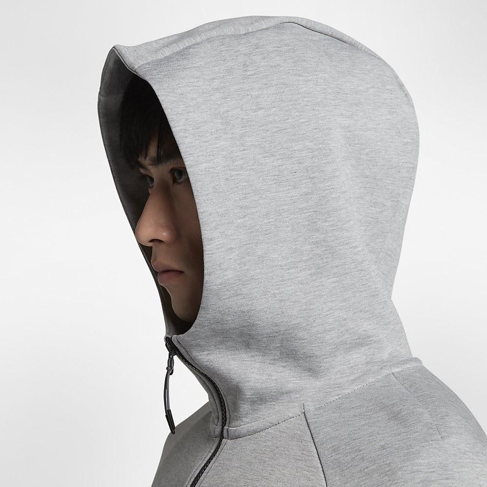 Afbeelding van Nike Sportswear Tech Fleece Grijs