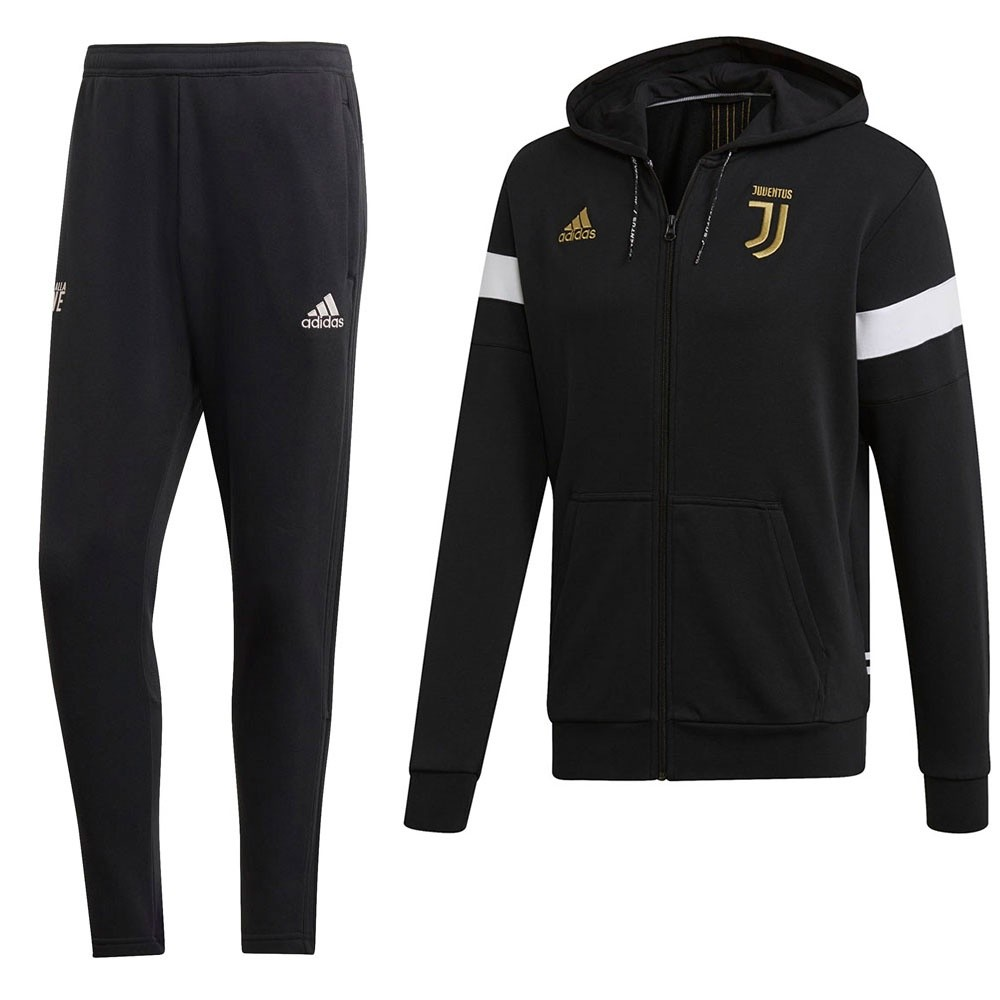 Afbeelding van Juventus Seasonal Special Hoodie Set