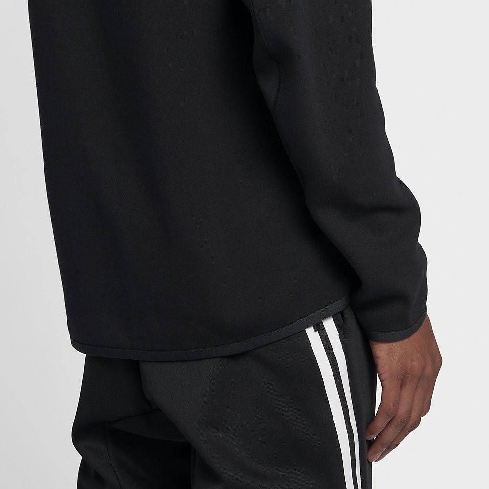 Afbeelding van Nike Sportswear Tech Fleece Black