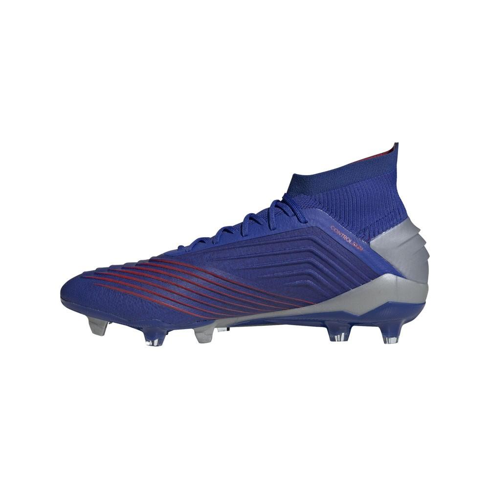 Afbeelding van Adidas Predator 19.1 FG Blauw