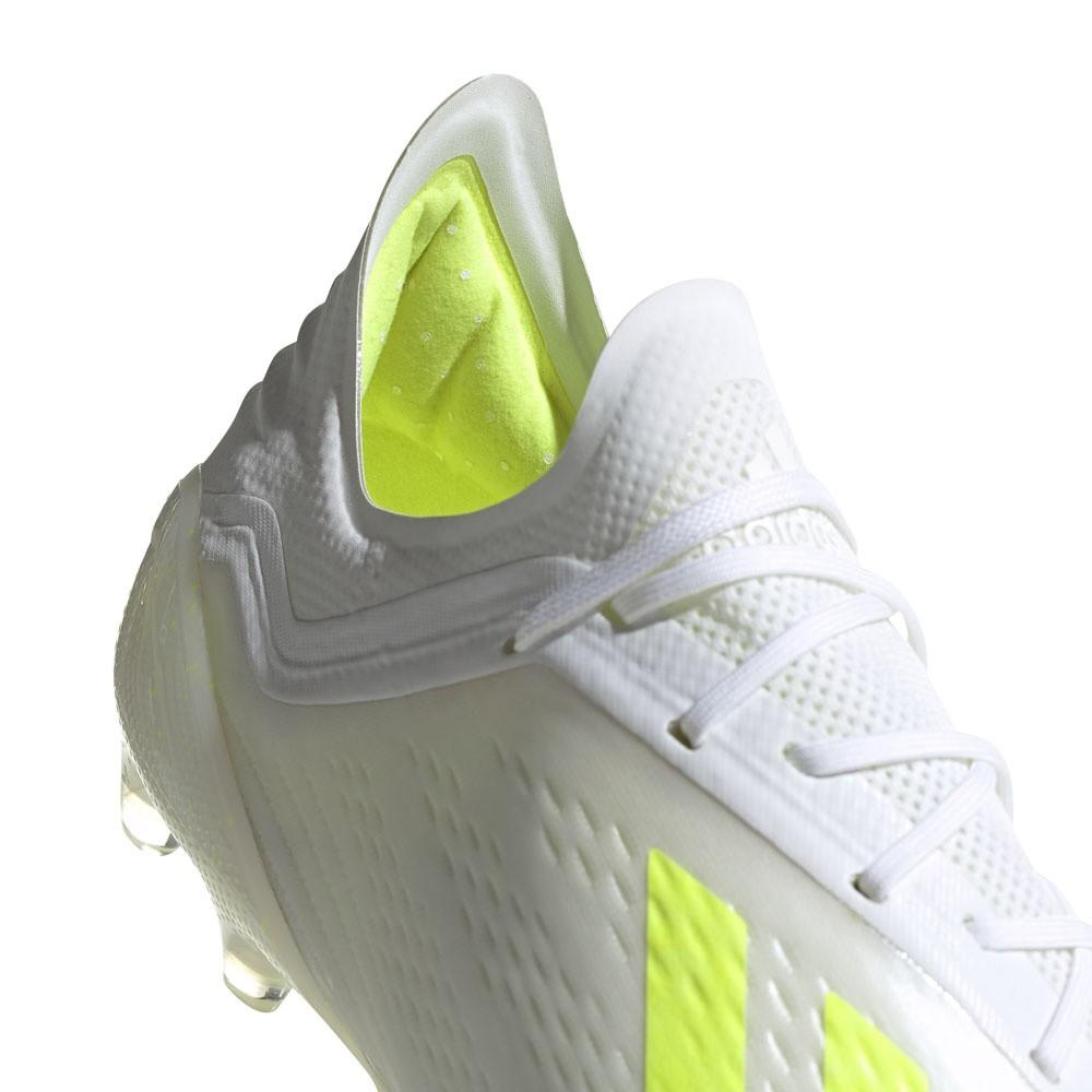 Afbeelding van Adidas X 18.1 FG White