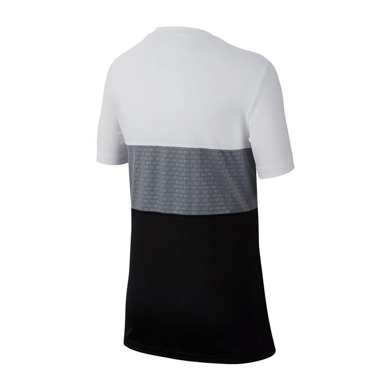 Afbeelding van Nike Dri-FIT Academy GX Shirt White Cool Grey Kids