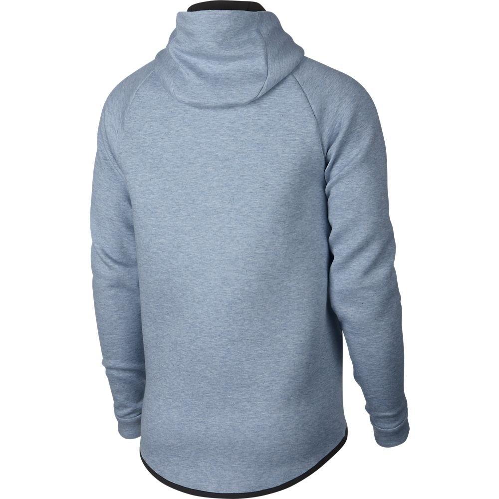 Afbeelding van Nike Tech Fleece Windrunner Hoodie Glacier Grey