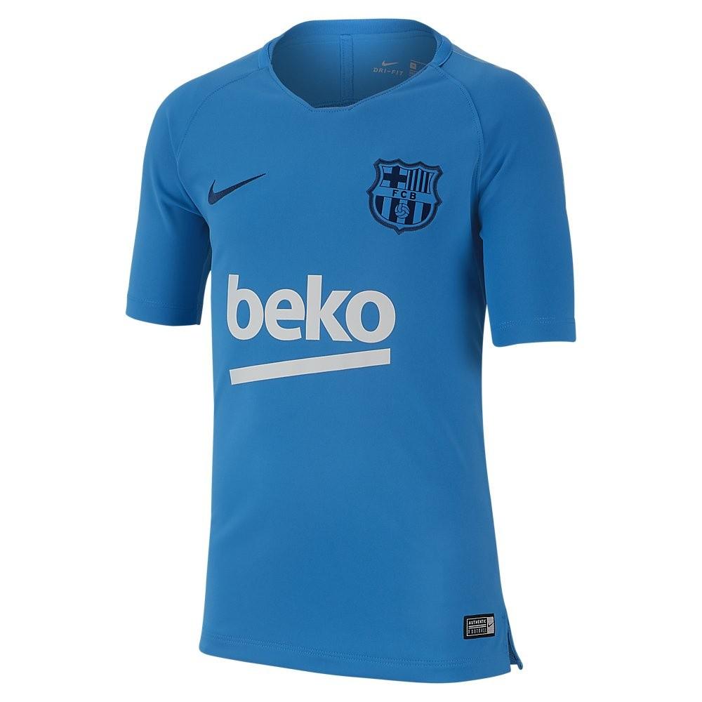 Afbeelding van FC Barcelona Breathe Squad Kids Blue
