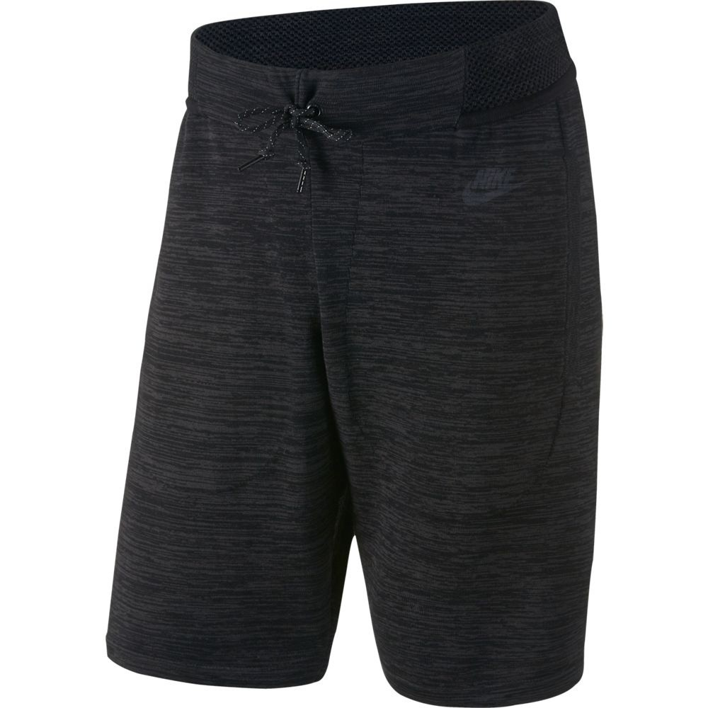 Afbeelding van Nike Tech Knit Short Black