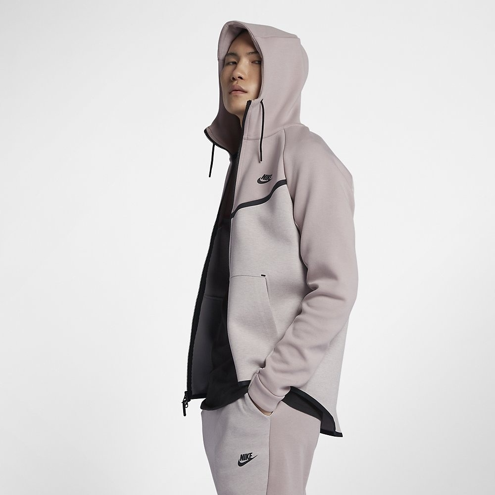 Afbeelding van Nike Sportswear Tech Fleece Windrunner Rose Heather