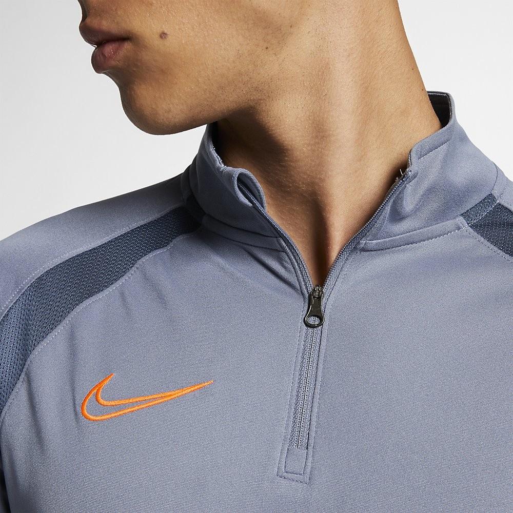Afbeelding van Nike Dry Academy Drill Set Armory Blue