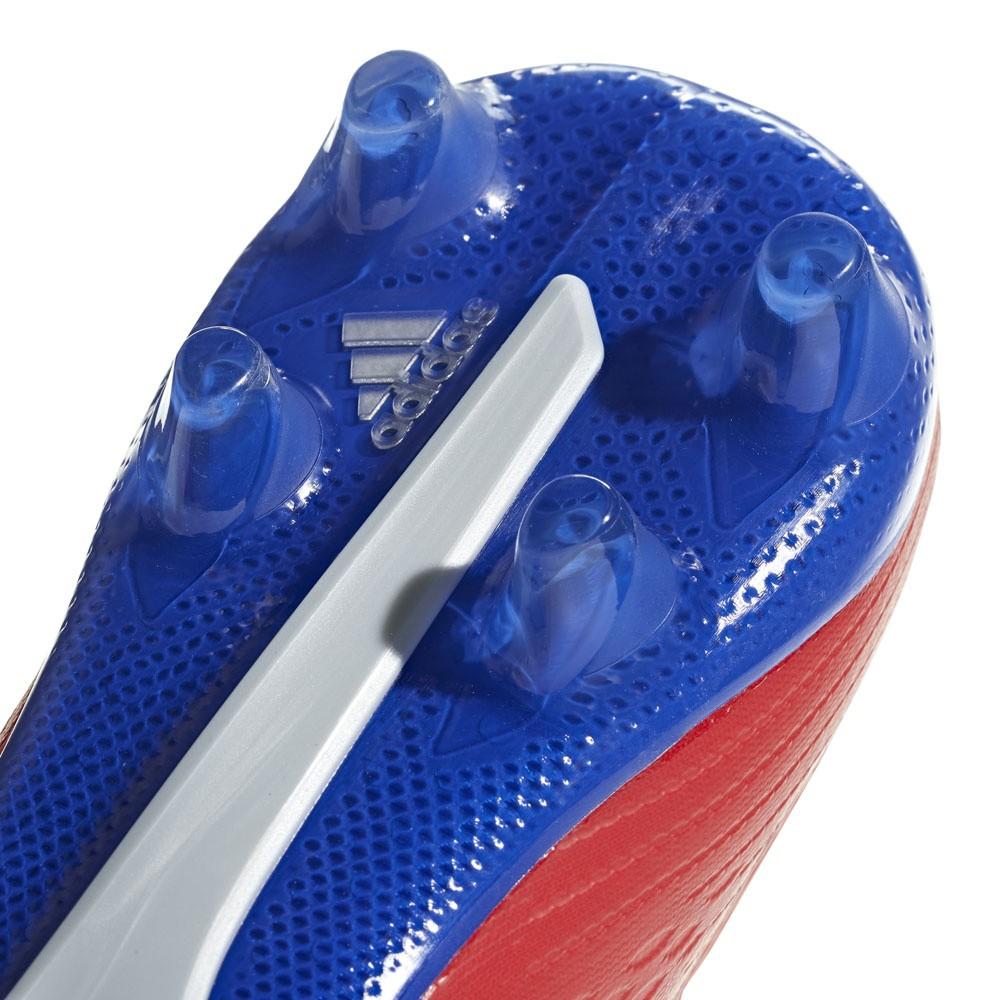 Afbeelding van Adidas X 18.2 FG Rood