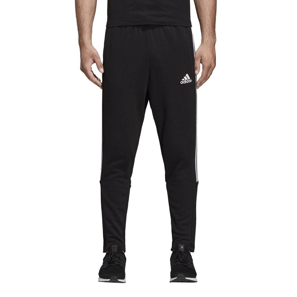 Afbeelding van Adidas Must Haves 3-Stripes Trainingspak Zwart