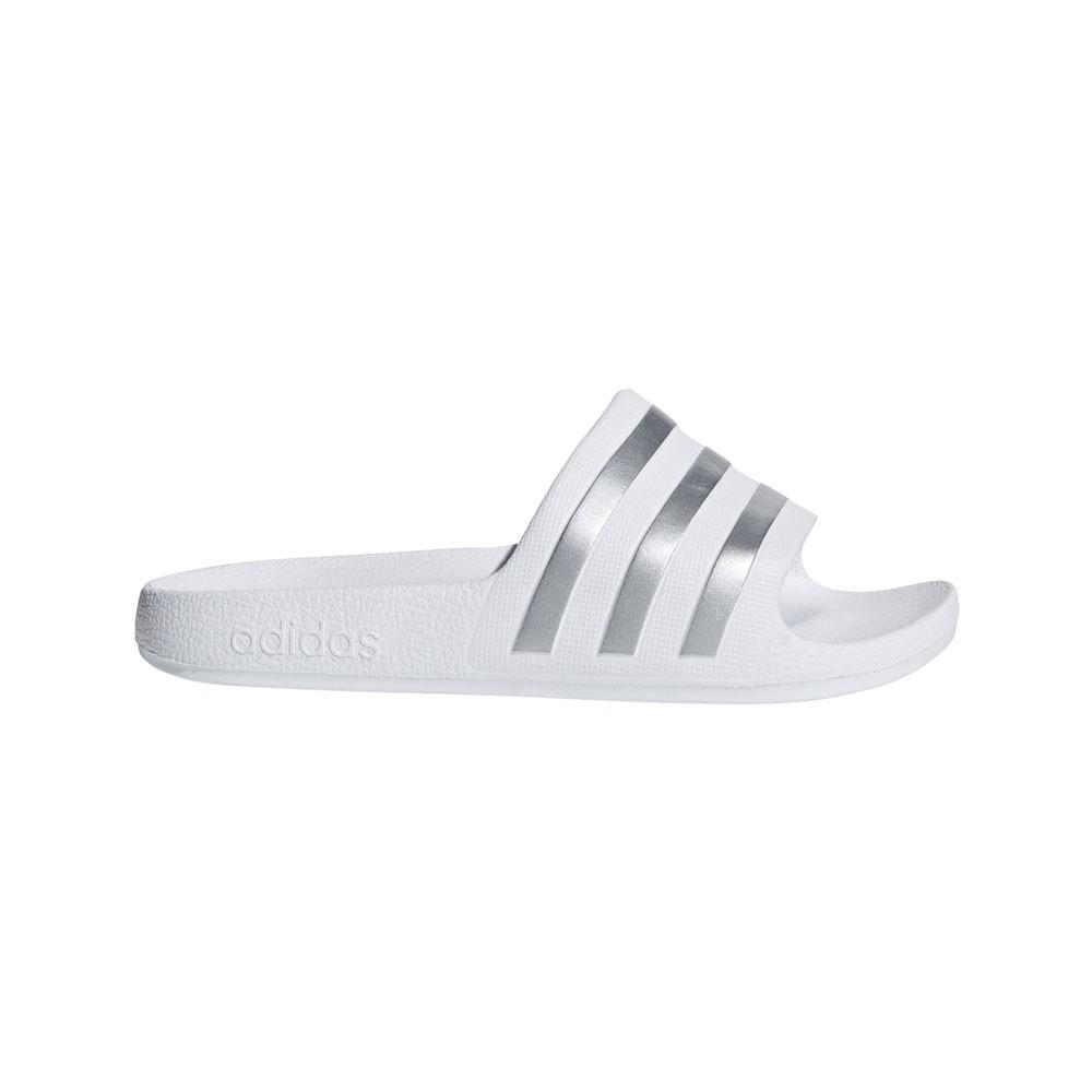 Afbeelding van Adidas Adilette Aqua Slippers White Kids