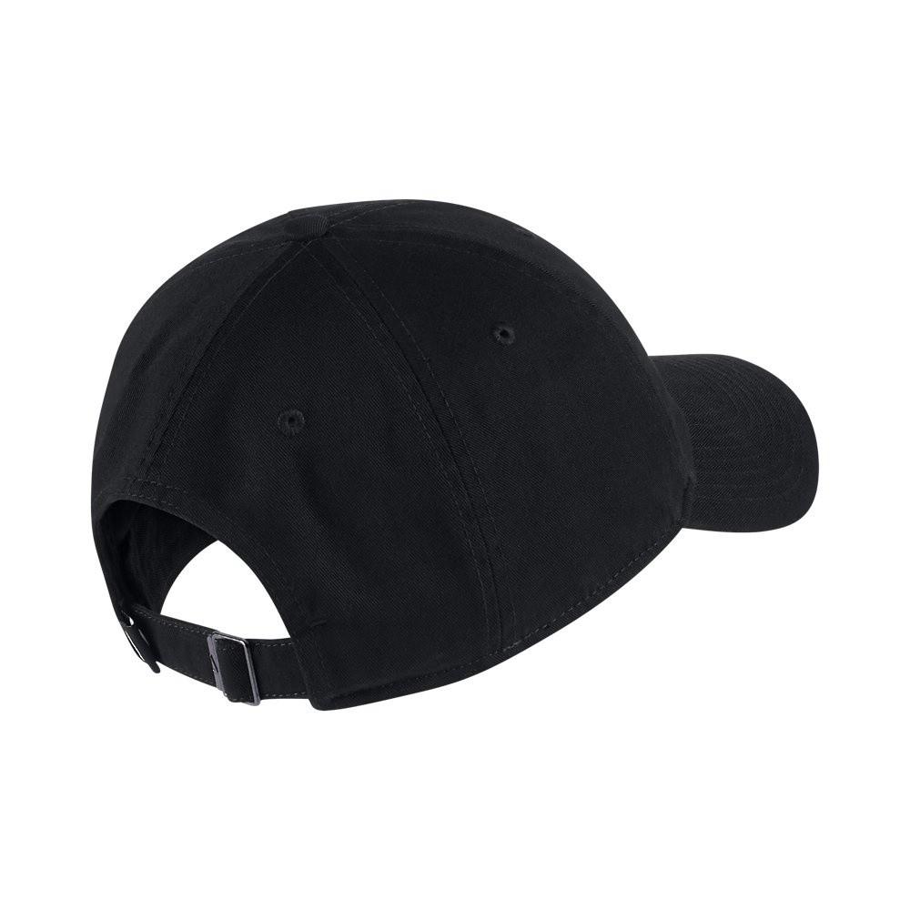 Afbeelding van Nike Heritage 86 Essential Swoosh Cap Zwart
