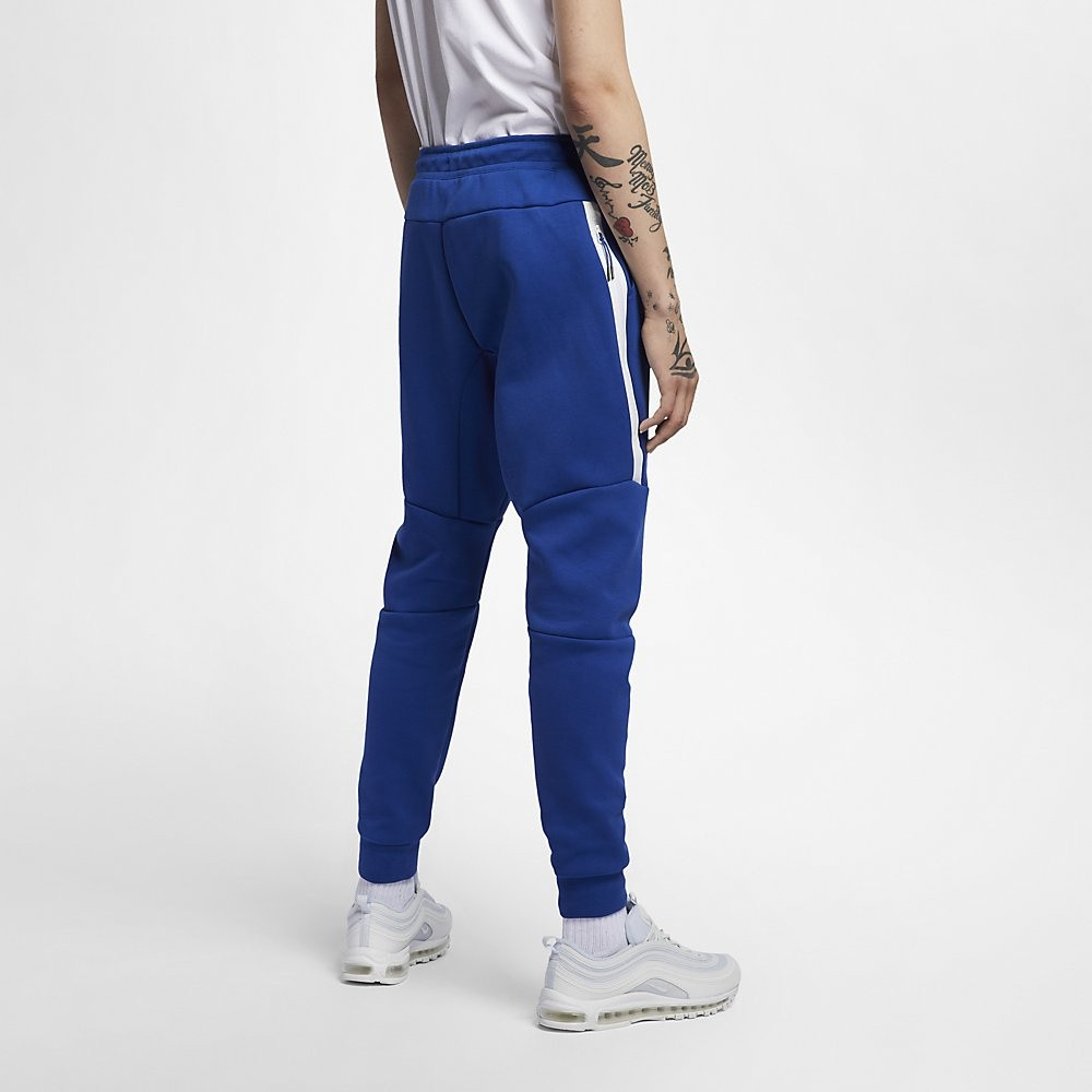 Afbeelding van Nike Tech Fleece Pant Indigo