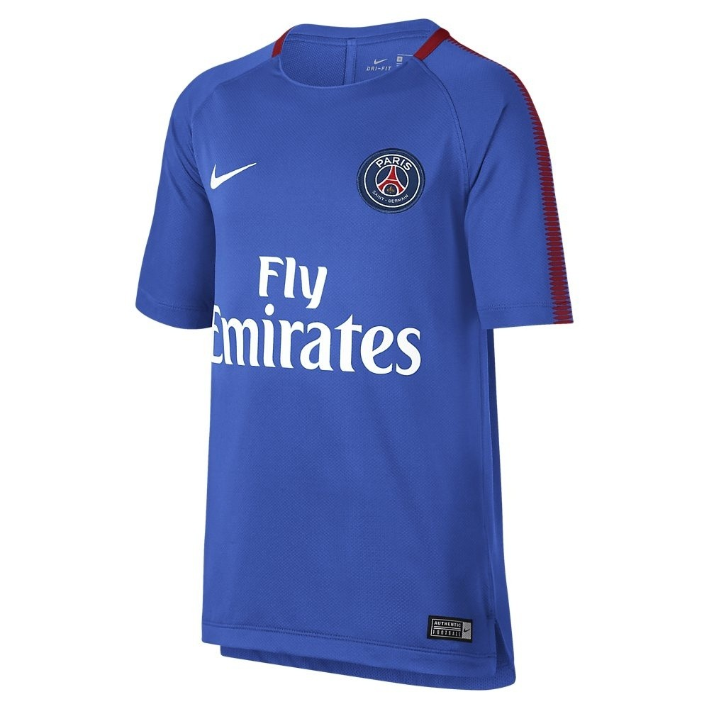 Afbeelding van Paris Saint-Germain Breathe Squad Shirt Kids