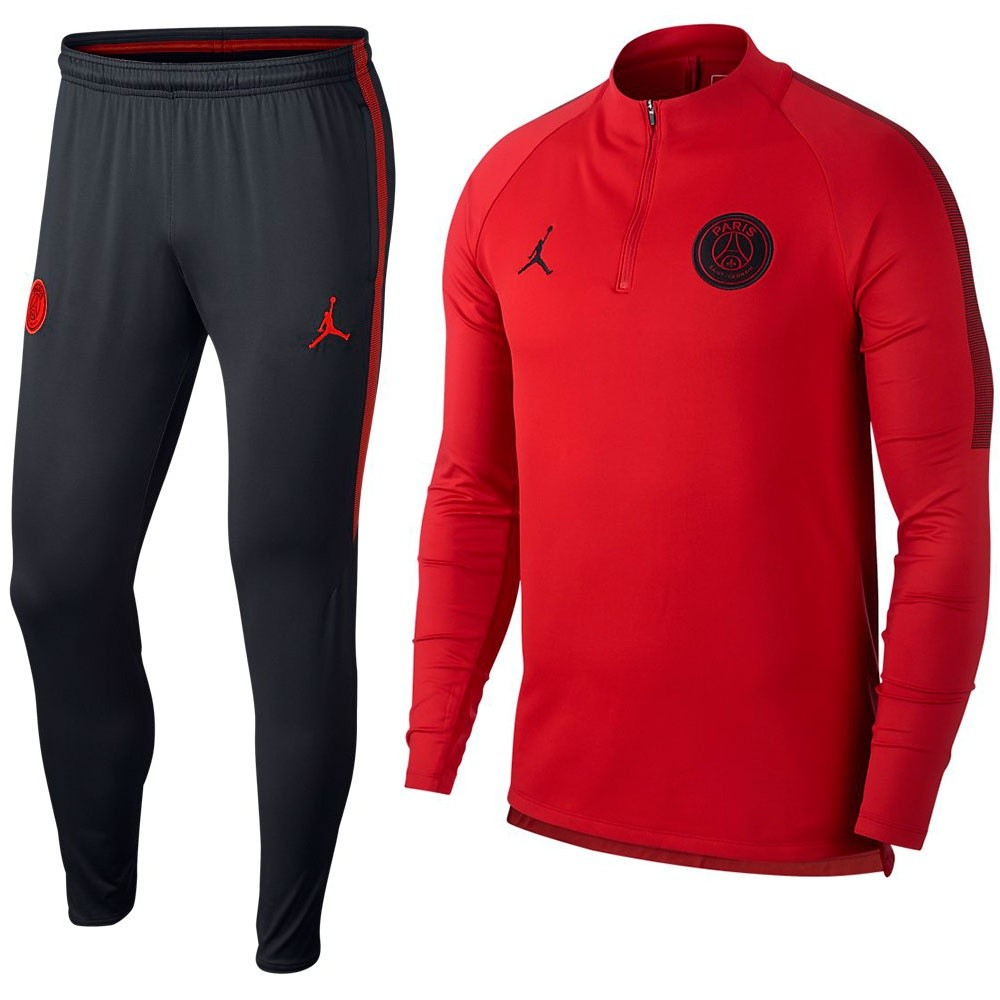 Afbeelding van Paris Saint-Germain Dri-FIT Squad Drill Set
