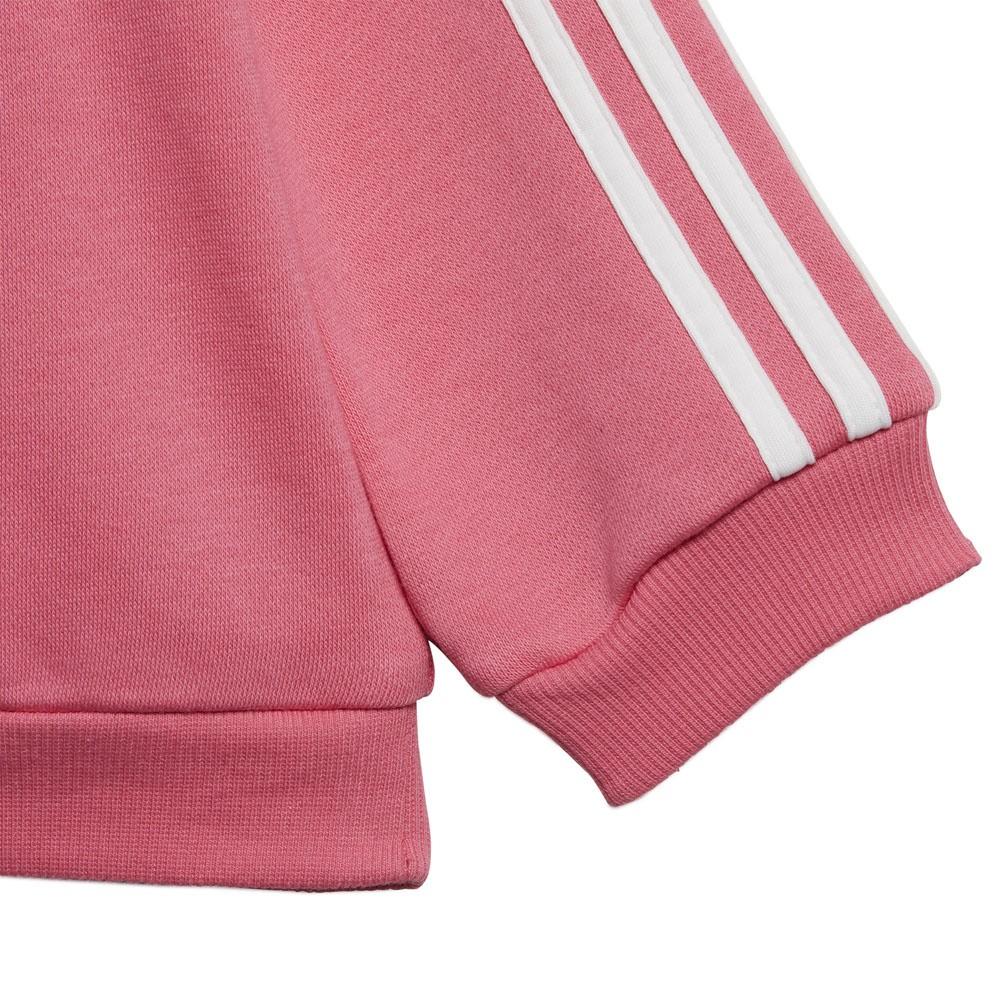 Afbeelding van Adidas 3-Stripes Joggingpak Peuters Pink