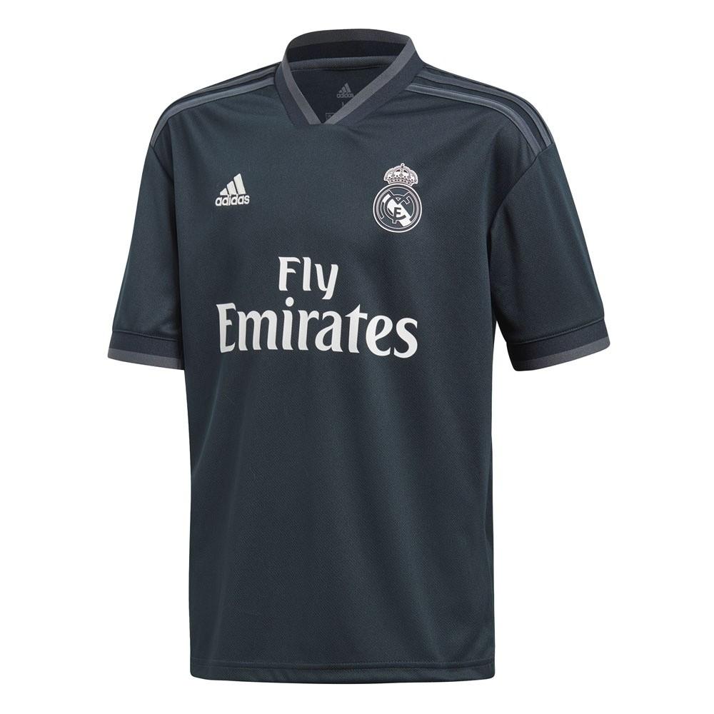 Afbeelding van Real Madrid Replica Uitshirt Kids