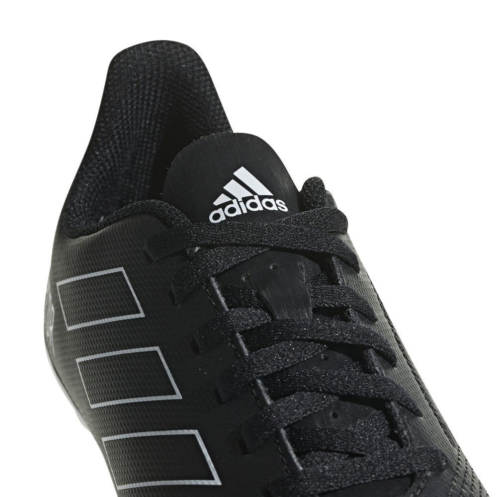 Afbeelding van Adidas Predator 18.4 FG Kids Zwart