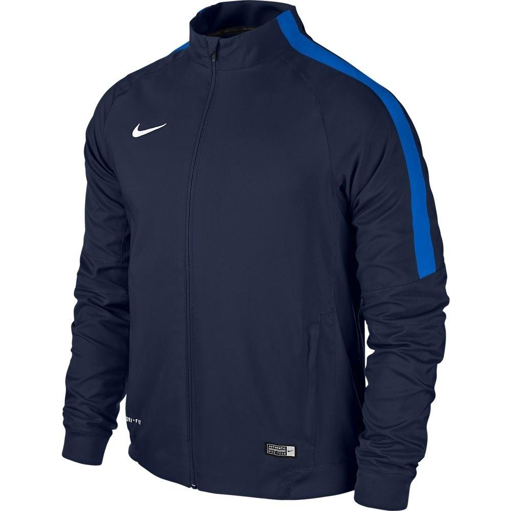 Afbeelding van Nike Sideline Squad Woven Jack Kids Blauw