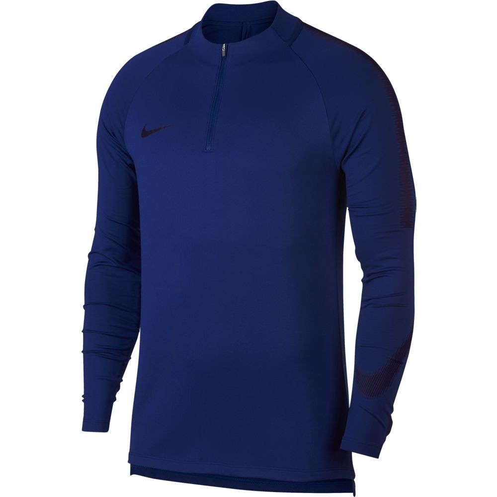 Afbeelding van Nike Dri-FIT Squad Drill Set Blauw