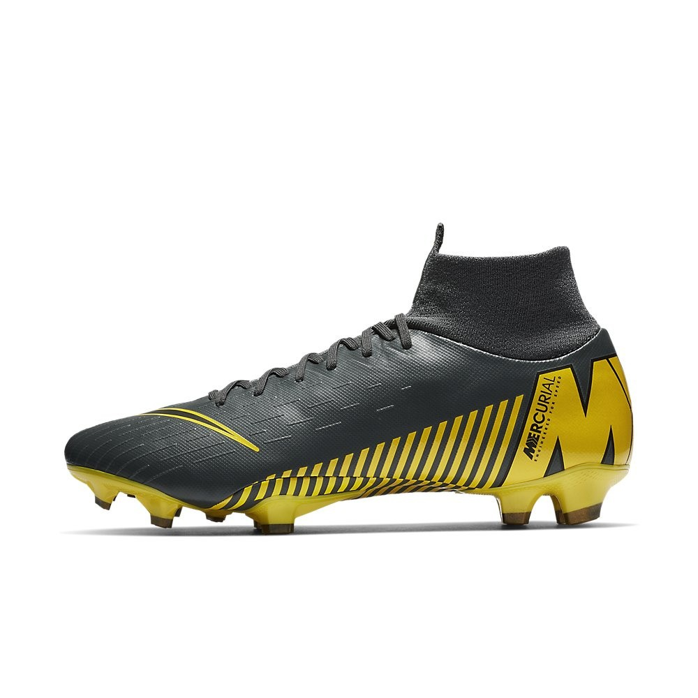 Nike Superfly 6 Pro FG Dark Grey