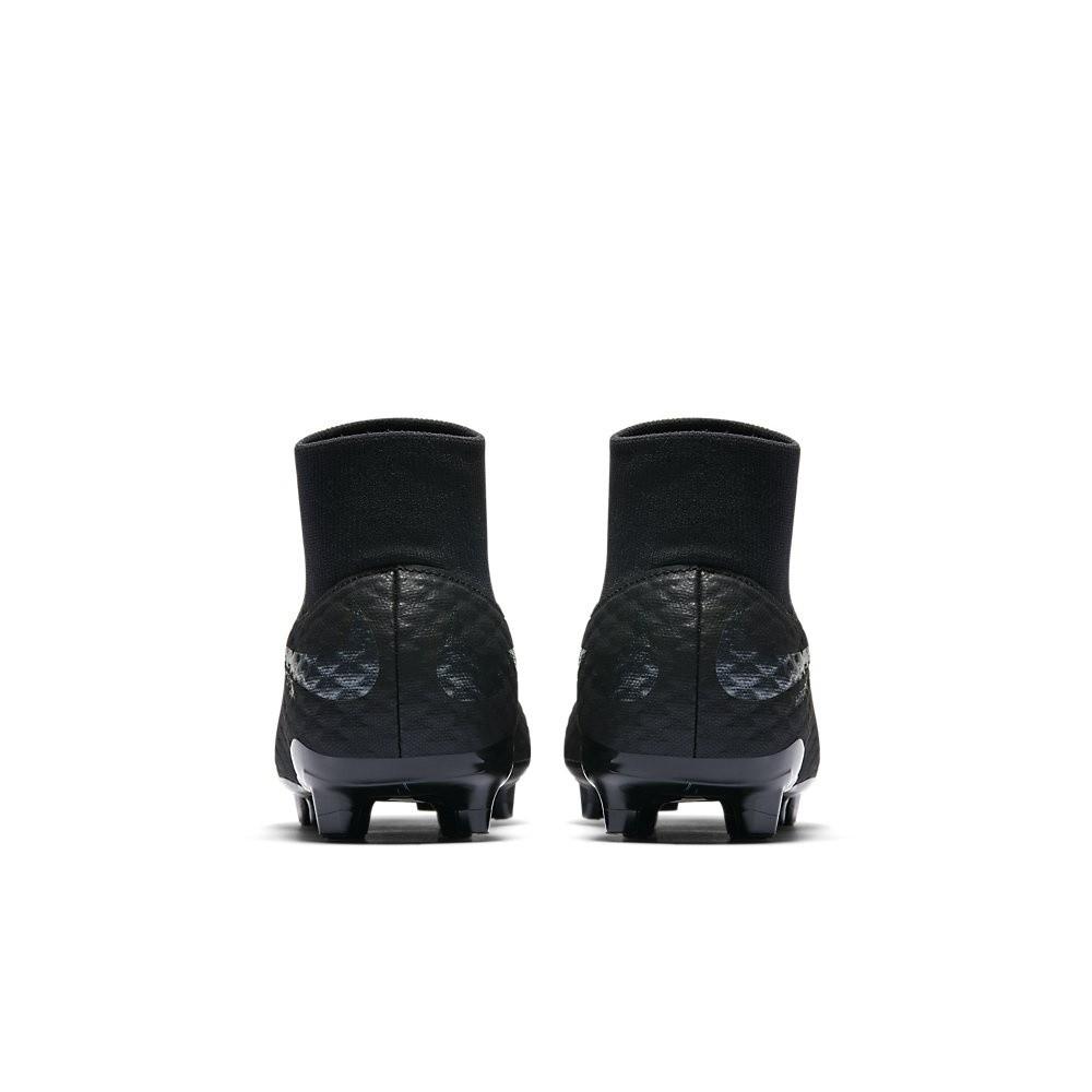 Afbeelding van Nike Hypervenom Phantom III Academy Dynamic Fit FG Kids Zwart
