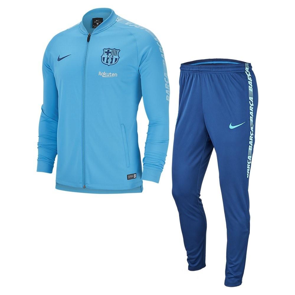 Afbeelding van FC Barcelona Dri-FIT Squad Trainingspak Blue