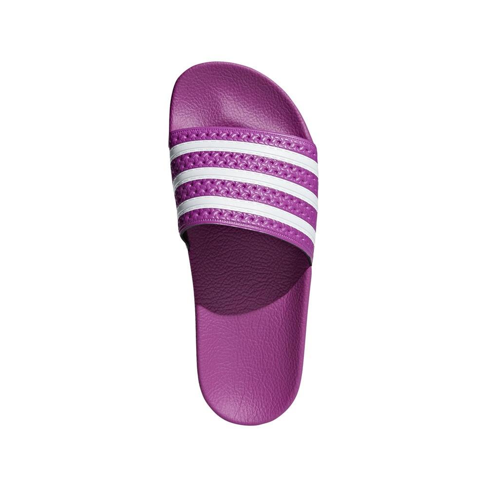 Afbeelding van Adidas Adilette Slippers Vivid Pink
