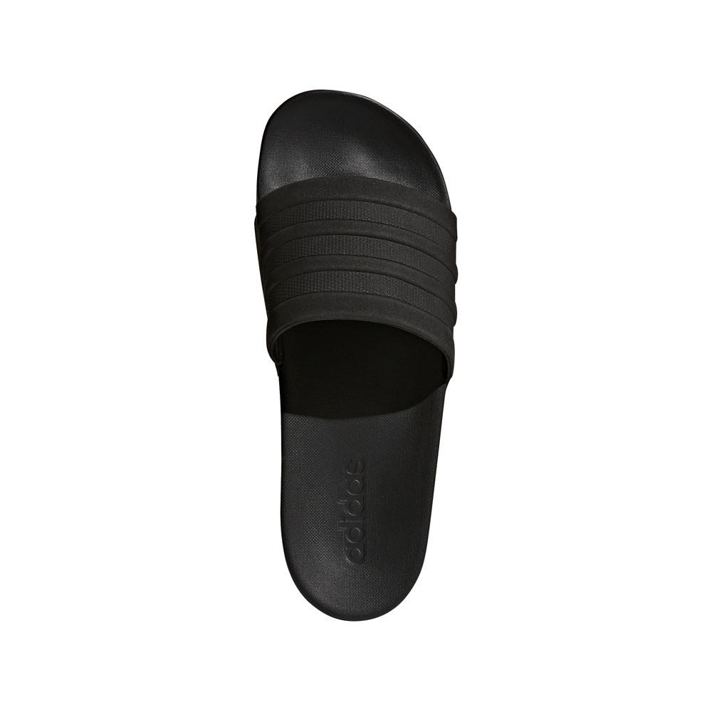 Afbeelding van Adidas adilette Cloudfoam Plus Mono Slippers Black
