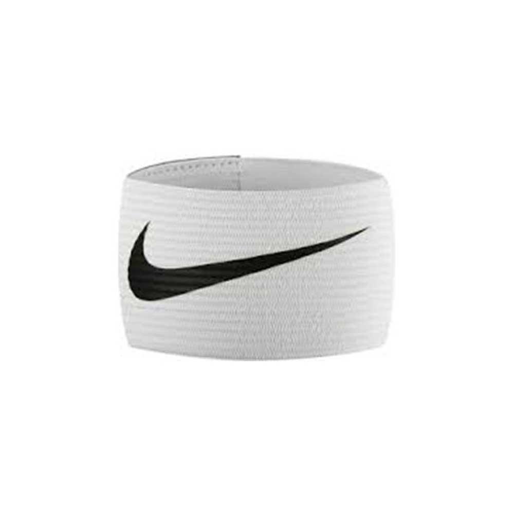 Afbeelding van Nike aanvoerdersband 2.0 Wit/Zwart