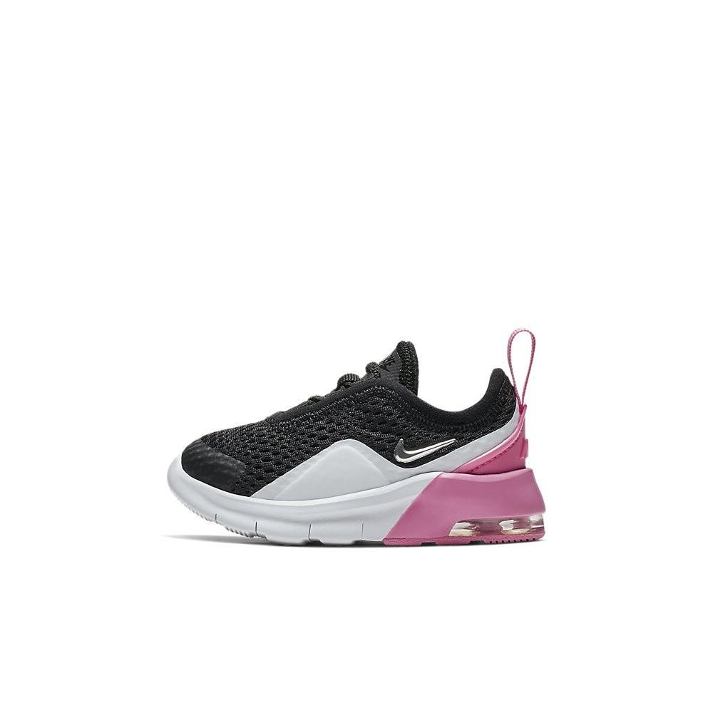 Afbeelding van Nike Air Max Motion 2 Kids Zwart-Wit-Roze