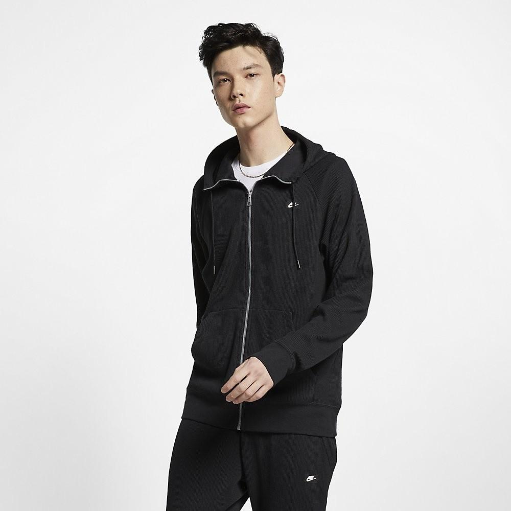 Afbeelding van Nike Sportswear Hoodie FZ Waffle