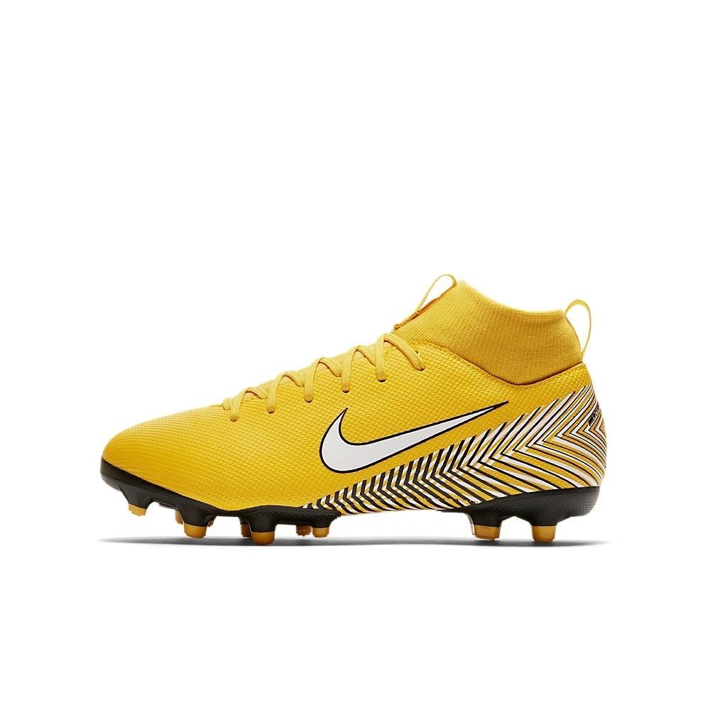 Afbeelding van Nike Mercurial Superfly VI Academy Neymar MG Kids Geel