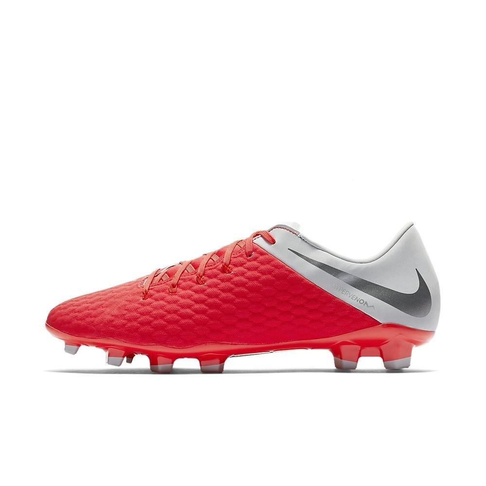 Afbeelding van Nike Hypervenom Phantom III Academy FG Crimson