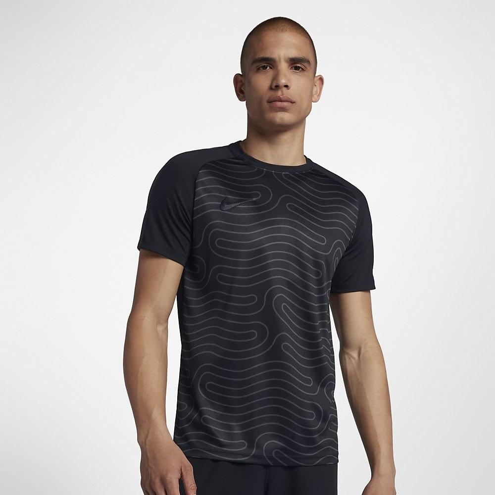 Afbeelding van Nike Dry Academy Top SS Black