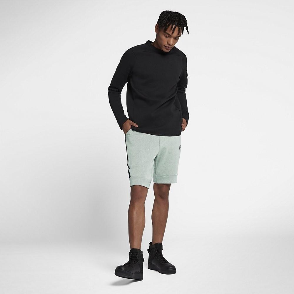 Afbeelding van Nike Tech Fleece Short Barely Grey