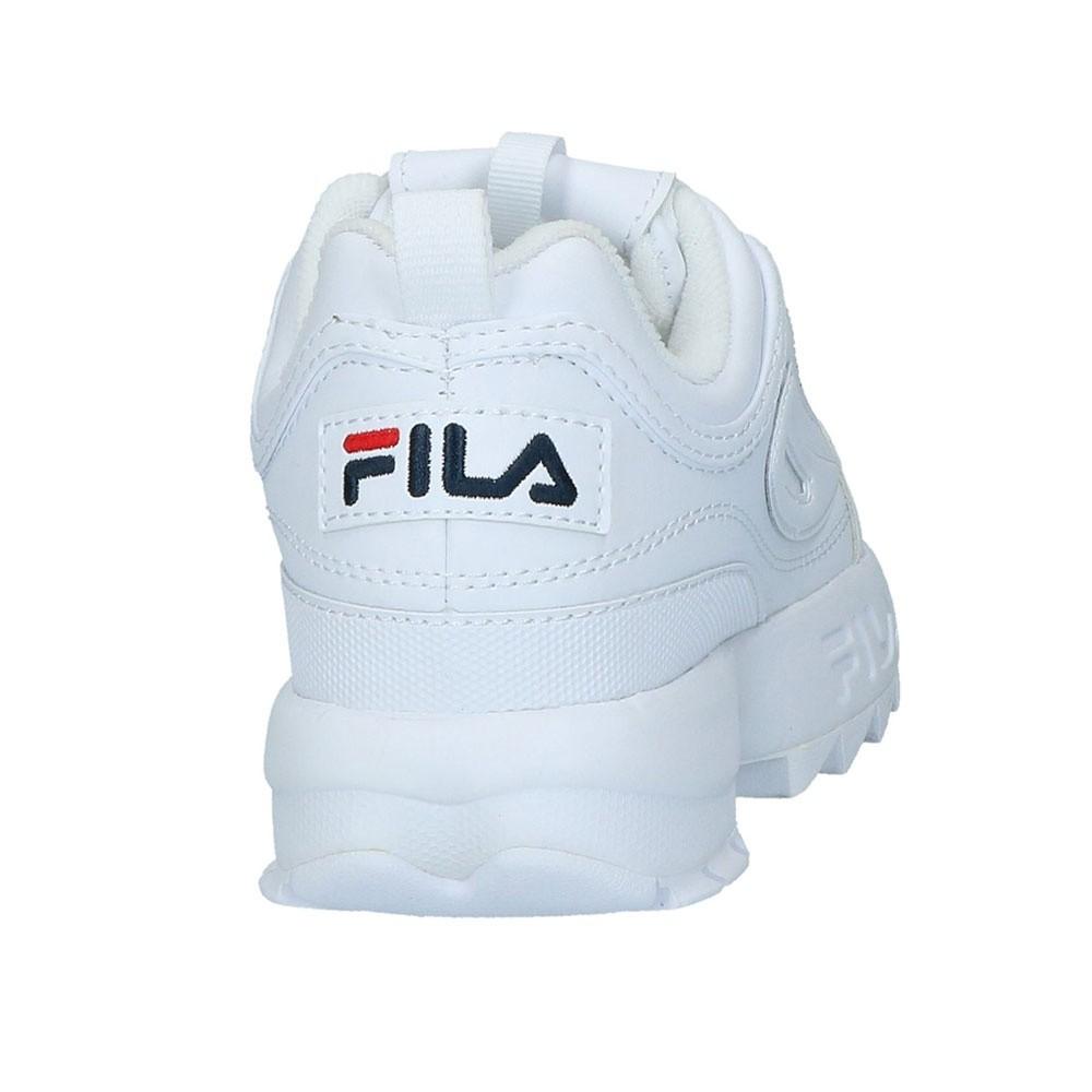 Afbeelding van Fila Disruptor Low Wit