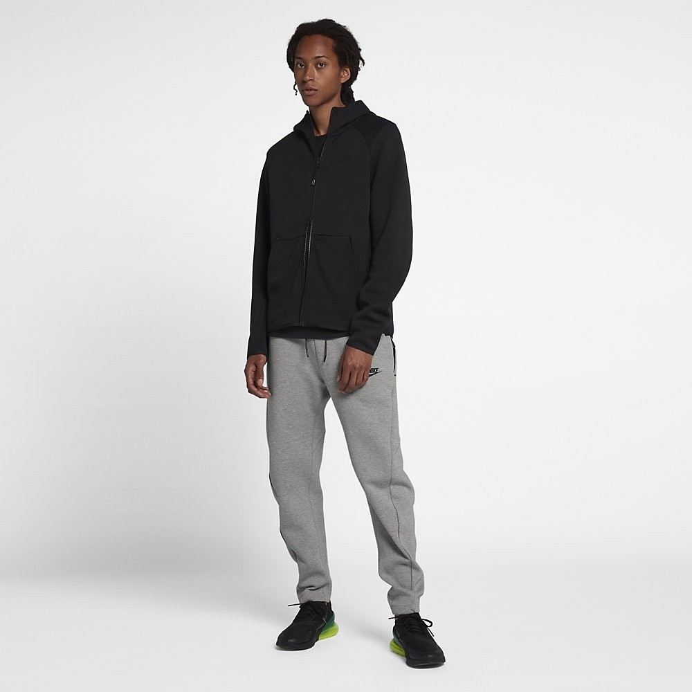 Afbeelding van Nike Sportswear Tech Fleece Pant Dark Grey Heather