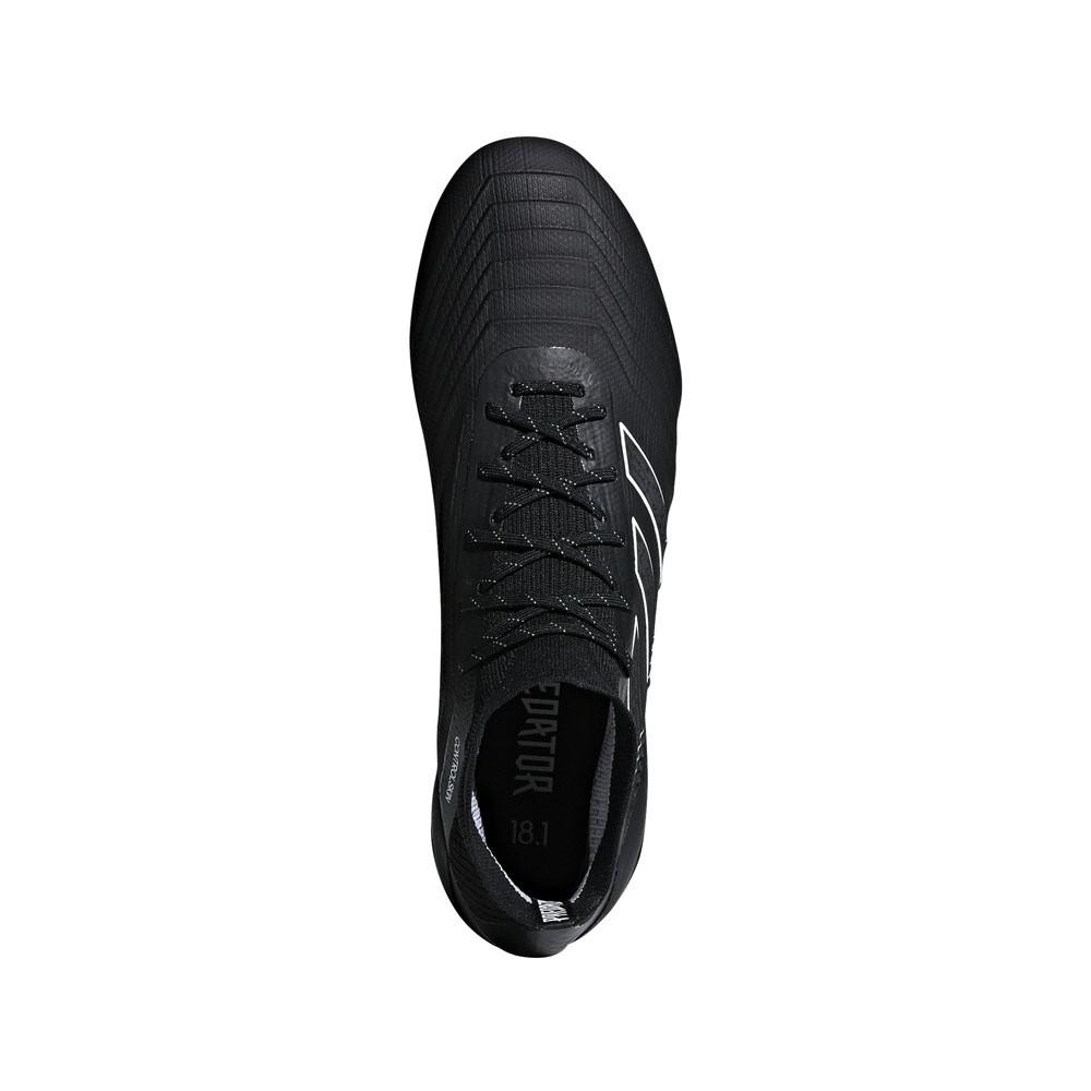 Afbeelding van Adidas Predator 18.1 FG Zwart