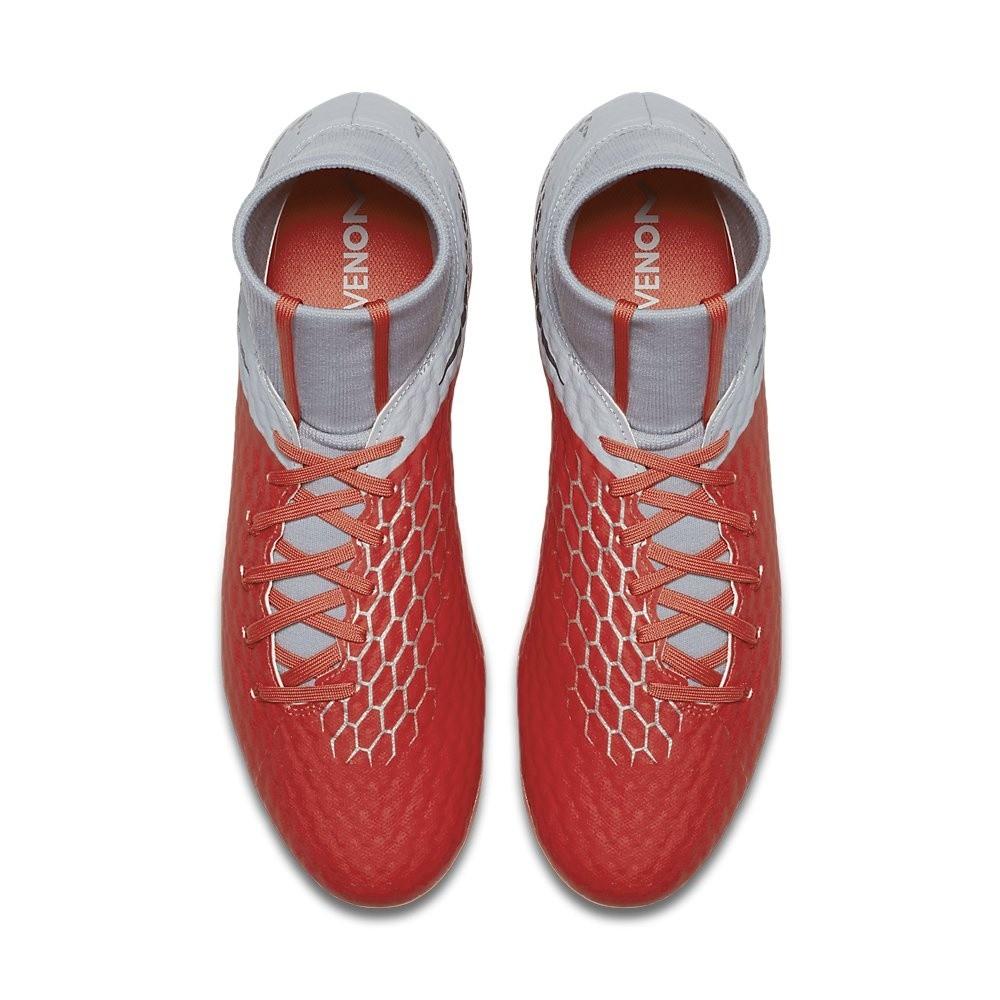 Afbeelding van Nike Hypervenom Phantom III Academy Dynamic Fit FG Rood