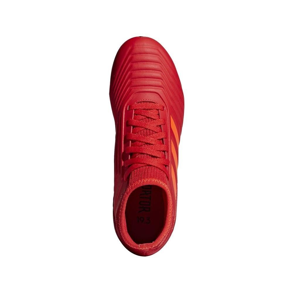 Afbeelding van Adidas Predator 19.3 FG Kids Rood