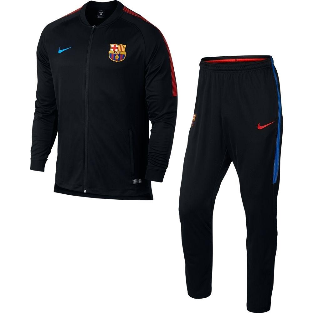Afbeelding van FC Barcelona Dri-FIT Squad Trainingspak Black