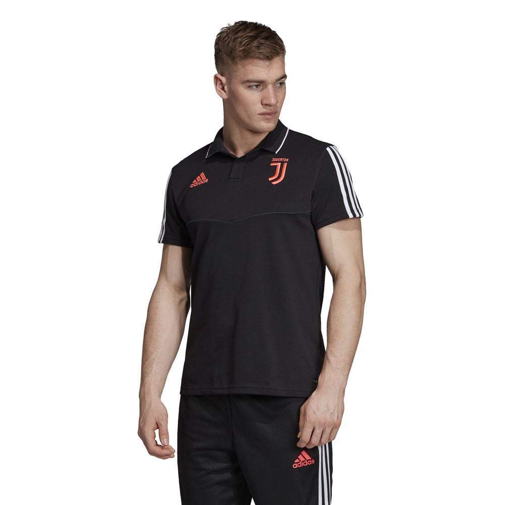 Afbeelding van Juventus Polo Set Black