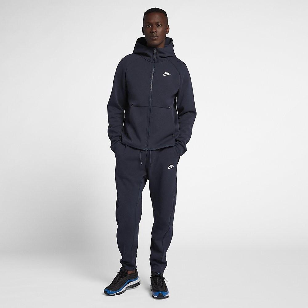 Afbeelding van Nike Sportswear Tech Fleece Pant Blauw