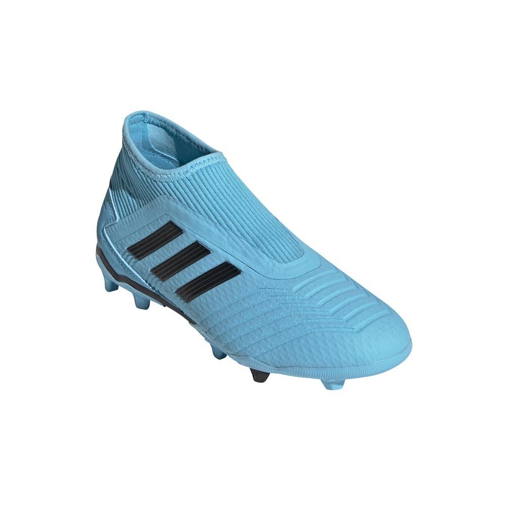 Afbeelding van Adidas Predator 19.3 LL FG Kids Bright Cyan