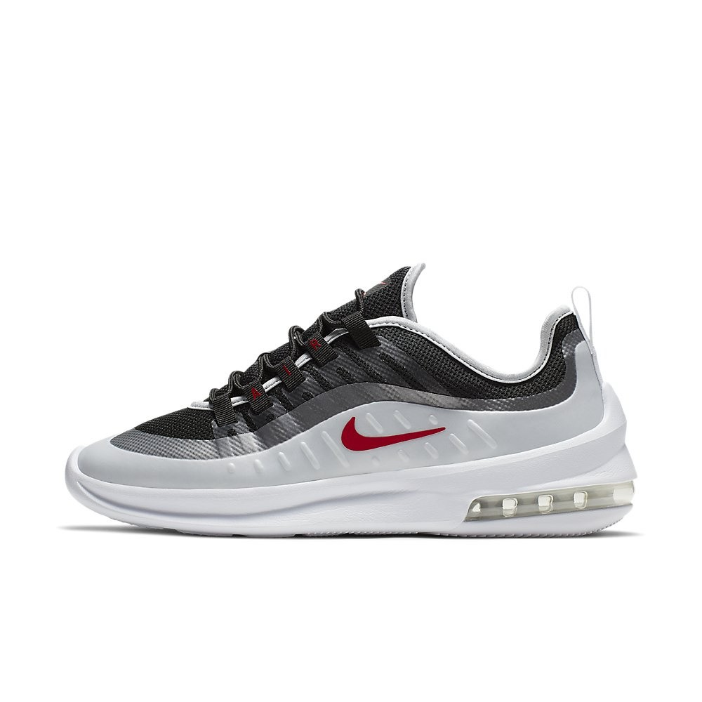 Nike Air Max Axis Wit Zwart